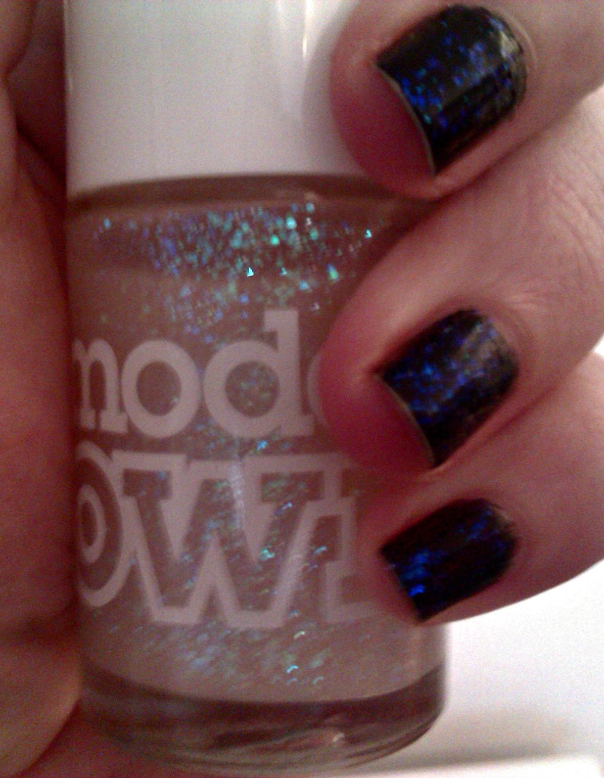 Models Own Wonderland nail polish: Jack Frost – Stephanie Pomfrett