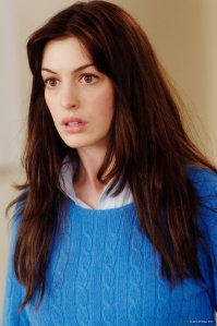 I'm not even as trendy as Anne Hathaway at the start of The Devil Wears Prada