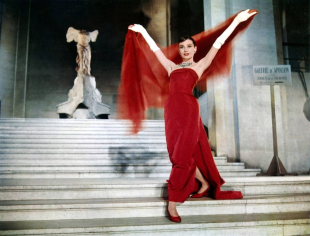 Audrey Hepburn in Funny Face (the film that launched a thousand fashionistas)