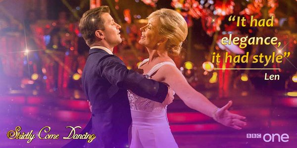 3483abfab strictly come dancing – Page 2 – Stephanie Pomfrett